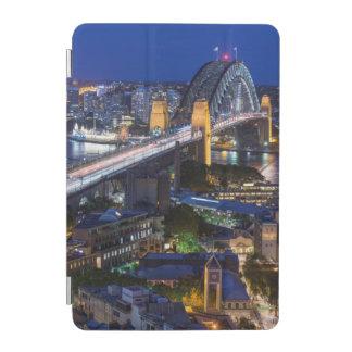 オーストラリア、シドニーの石区域、シドニー港 iPad MINIカバー
