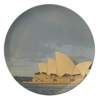 オーストラリア、シドニー、シドニー・オペラハウス、 プレート