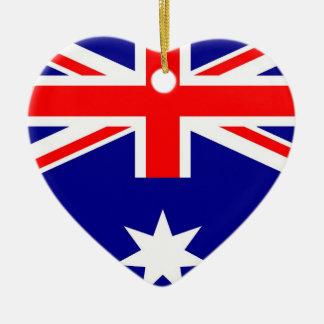 オーストラリア セラミックオーナメント
