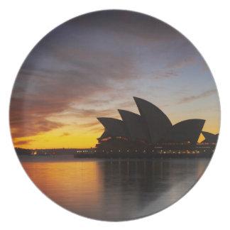 オーストラリア、ニュー・サウス・ウェールズ、シドニー、シドニーオペラ5 プレート