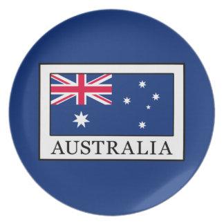 オーストラリア プレート