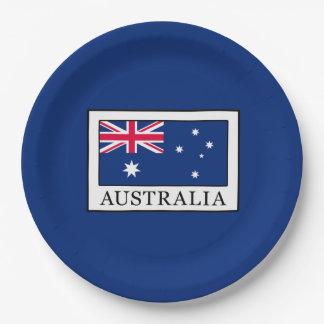 オーストラリア ペーパープレート