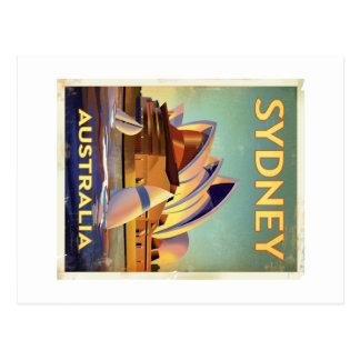 オーストラリア ポストカード