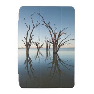 オーストラリア、マレー川の谷、Barmeraの湖 iPad Miniカバー