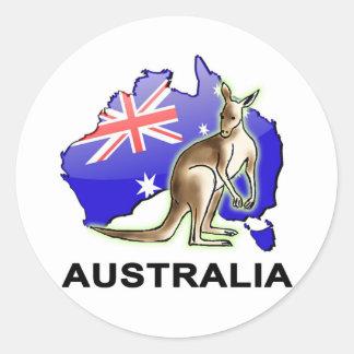 オーストラリア ラウンドシール