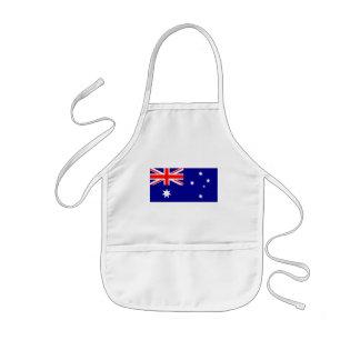 オーストラリア 子供用エプロン