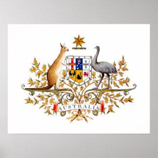 オーストラリアCOA ポスター