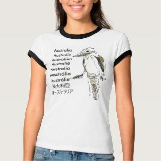 オーストラリアKookaburraのTシャツ Tシャツ