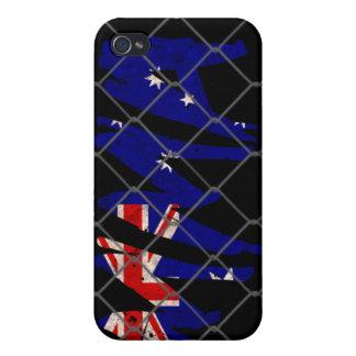 オーストラリアMMA 4GのiPhoneの場合 iPhone 4 Cover