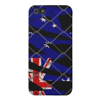 オーストラリアMMA 4GのiPhoneの場合 iPhone 5 カバー