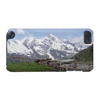 オーストリアのアルプスのカスタムなipod touchのケース iPod touch 5G ケース