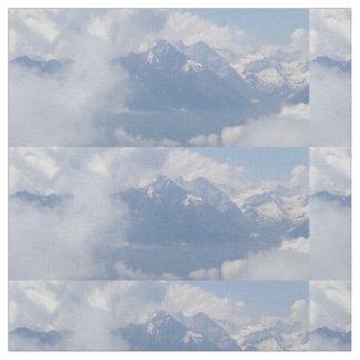 オーストリアのアルプスの習慣の生地 ファブリック