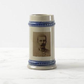 オーストリアのフランツフェルディナントArchduke ビールジョッキ