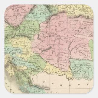 オーストリアの帝国 スクエアシール