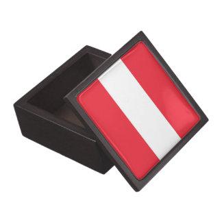 オーストリアの旗の優れたギフト用の箱 ギフトボックス