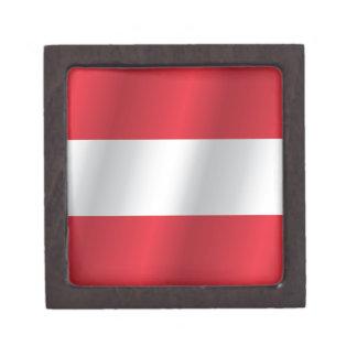 オーストリアの旗 ギフトボックス