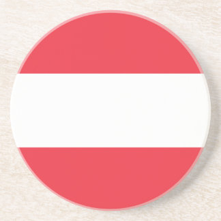 オーストリアの旗 コースター