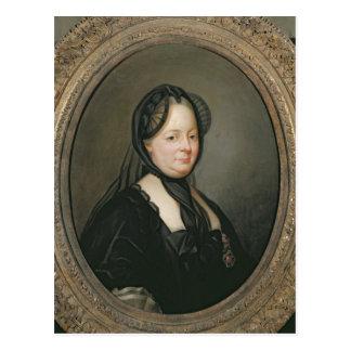 オーストリアの皇后マリアTheresa ポストカード