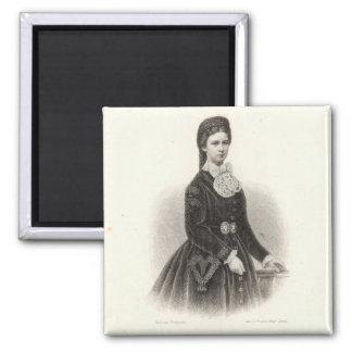 オーストリアの皇后Elisabeth マグネット