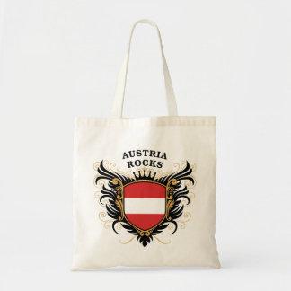 オーストリアの石 トートバッグ