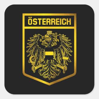 オーストリアの紋章 スクエアシール