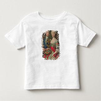 オーストリアのArchduchessマリアキャロライン トドラーTシャツ