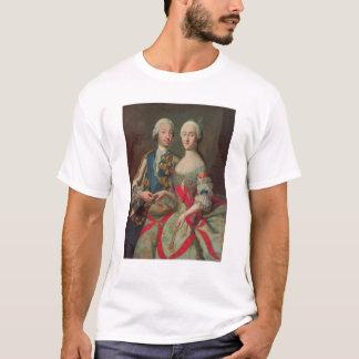 オーストリアのArchduchessマリアキャロライン Tシャツ