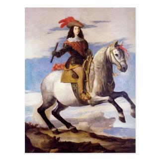 オーストリアのJusepe de Ribera-ジョンより若いの ポストカード