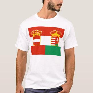 オーストリアハンガリー1869 1918年、ハンガリー Tシャツ