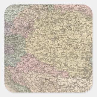 オーストリアハンガリー スクエアシール