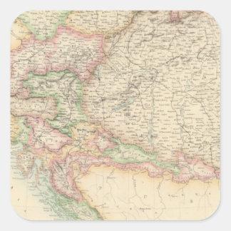オーストリア帝国4 スクエアシール
