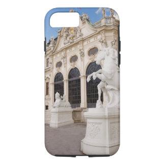 オーストリア、ウィーンの上部Belvedere宮殿 iPhone 8/7ケース
