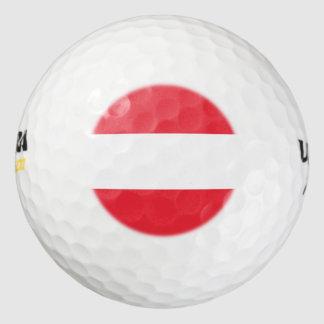 オーストリア ゴルフボール