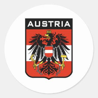 オーストリア ラウンドシール