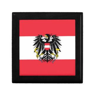 オーストリア- Flagge Österreichsの旗 ギフトボックス