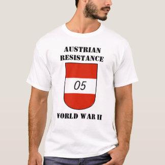 オーストリアO5 (公式の盾) Tシャツ