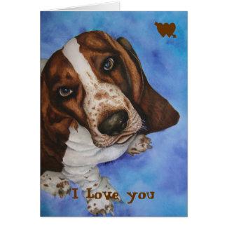 オーティス、バレンタインの挨拶状 カード