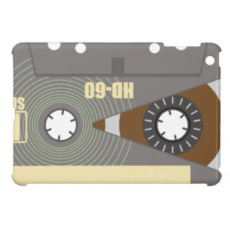 オーディオ・テープカセット iPad MINIカバー