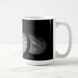 オートバイのゲージ コーヒーマグカップ