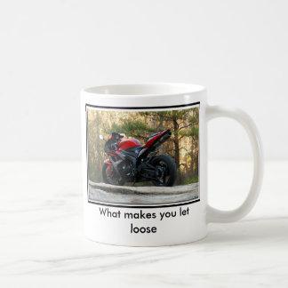オートバイのマグ コーヒーマグカップ