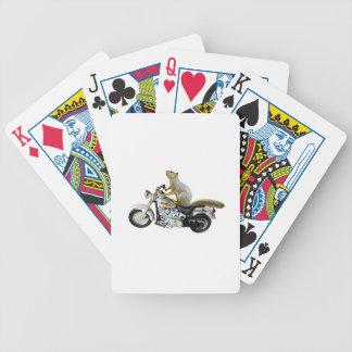 オートバイのリス バイスクルトランプ