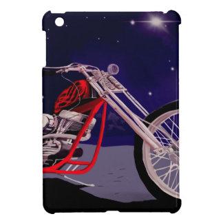 オートバイの月光の芸術 iPad MINIケース