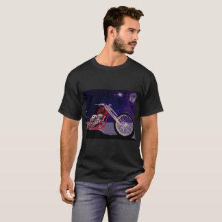 オートバイの月光 Tシャツ