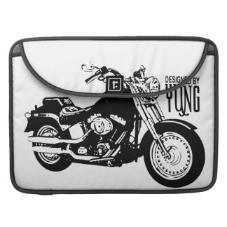 オートバイの箱の袖 MacBook PROスリーブ