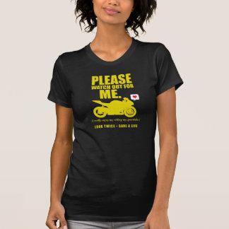 オートバイの認識度2013年を見て下さい Tシャツ