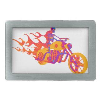 オートバイの骨組 長方形ベルトバックル