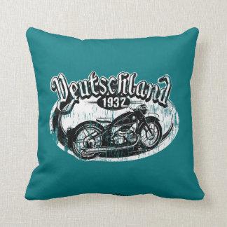 オートバイの30年代のデザインのドイツの枕 クッション