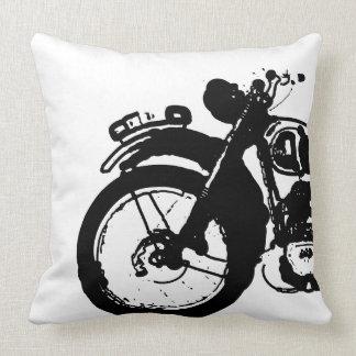 オートバイ クッション