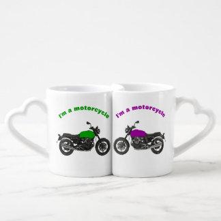 オートバイ ペアカップ