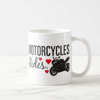 オートバイ- Sportbikeのために見て下さい コーヒーマグカップ